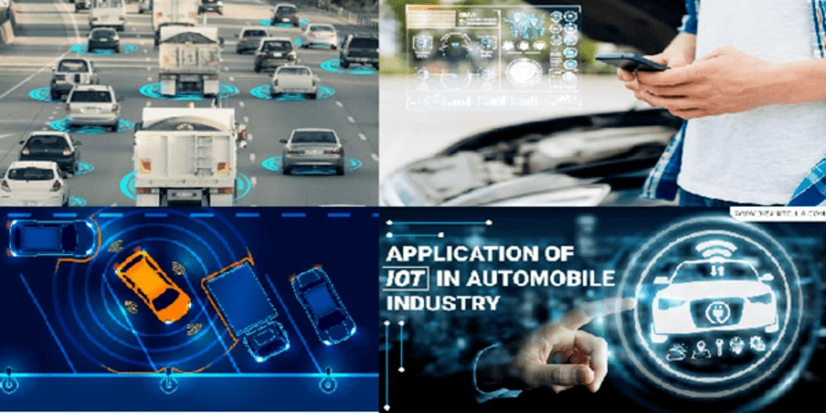 1.8 IoT In Automotive Industry | Future Of Automobiles